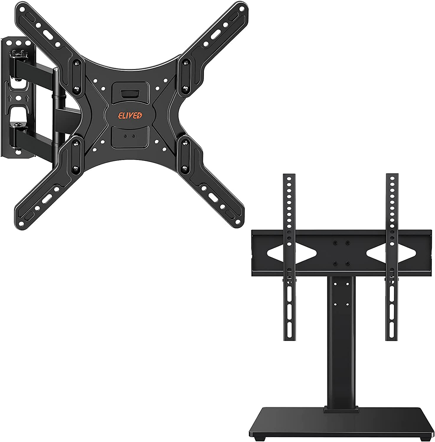 YD1003 TV Wall Mount for 26-55 Inch Flat Ranking TOP17 VESA 40 Max Curved Super special price TVs