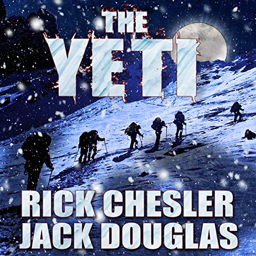 The Yeti: A Novel audiobook cover art