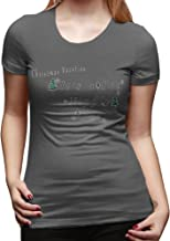 Christmas Vacation It Is A Bit Nipply Out Womens Short Sleeve T-Shirt DeepHeather