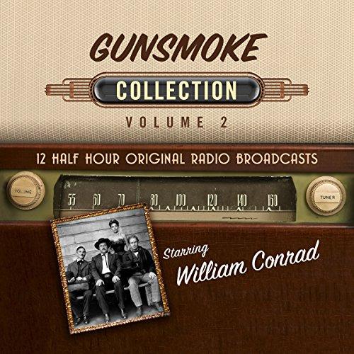 Gunsmoke, Collection 2 audiobook cover art