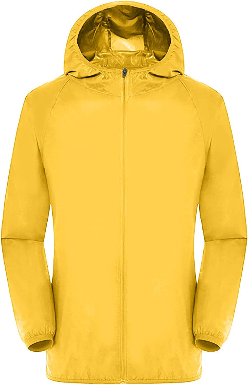 Women's Hooded Thin Jacket Easy Storage Sun Protection Sports Jackets Tops