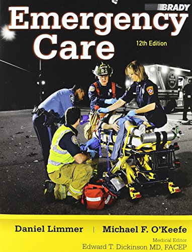 Emergency Care and Workbook and CourseCompass Student Access Code Card and Resource Central EMS Access Card Package (12t