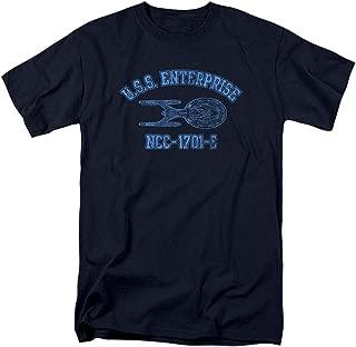 Star Trek: The Next Generation U.S.S. Enterprise-E Athletic T Shirt & Stickers
