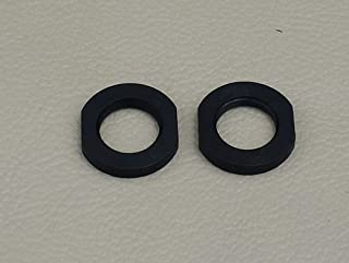 5.56 XP 1/2-28 x .812 OD Black Steel Muzzle Device Jam Nut 223/5.56