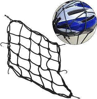 Agger Rope 2PCS Moto Rete di carico Bagagli Bagagli Net Moto Bagagli Net Rete di carico