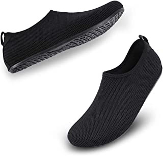 ALEADER Unisex Barefoot Beach Water Shoes Quick Drying Summer Ou