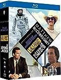 Matthew McConaughey: Interstellar + Dallas Buyers Club + Le loup de Wall Street + La défense Lincoln [Francia] [Blu-ray]