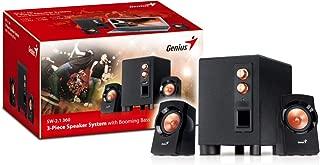 Genius SW-2.1 360 3-Piece Speaker System