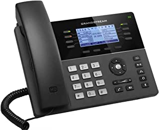 Grandstream GXP2130 Enterprise IP Phone Wall Mount HeyMot Communications