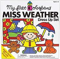 Colorforms Retro Miss Weather