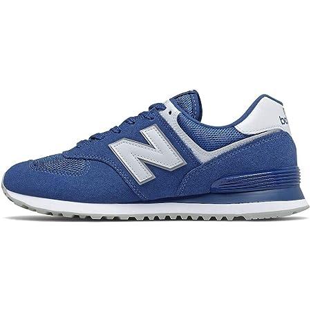 New Balance Herren ML574ET2_45,5 Sneakers, Blue, 45.5 EU