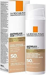 La Roche-Posay La roche-posay protector solar facial anthelios age correct cc cream con color fps50
