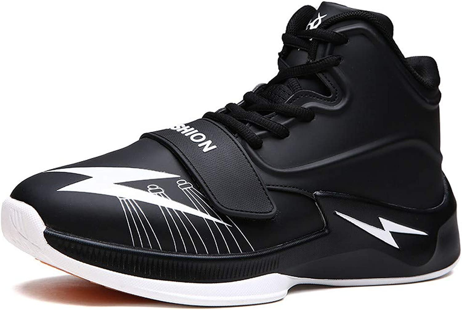 BETIY Men's Basketball shoes Shock Absorption wear Sports shoes Lightning Basketball Game Boots Large Size shoes