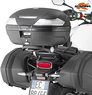 XMT-MOTOR Kit mat/ériel de Docking /à 4 points adapt/é pour Harley Touring 2014-2020 Noir