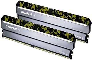 ذاكرة سطح المكتب طراز F4-2666C19D-16GSXK