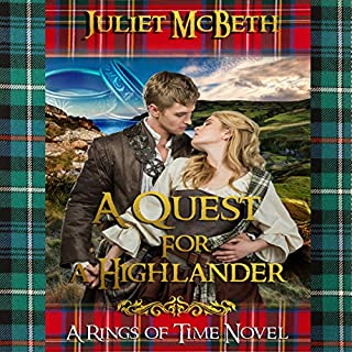 A Quest for a Highlander cover art