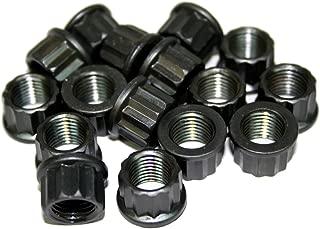 """PRW Engine Rocker Arm Nut 1200246; 3//8/""""-24 Jam Nut"""