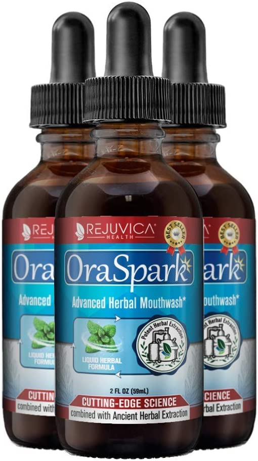 Oraspark - Inexpensive Our shop OFFers the best service Herbal Tonic for a and Mouth Healthy Alc Clean Gums
