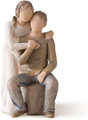 Willow Tree You and Me, Sculpted Hand-Painted Figure
