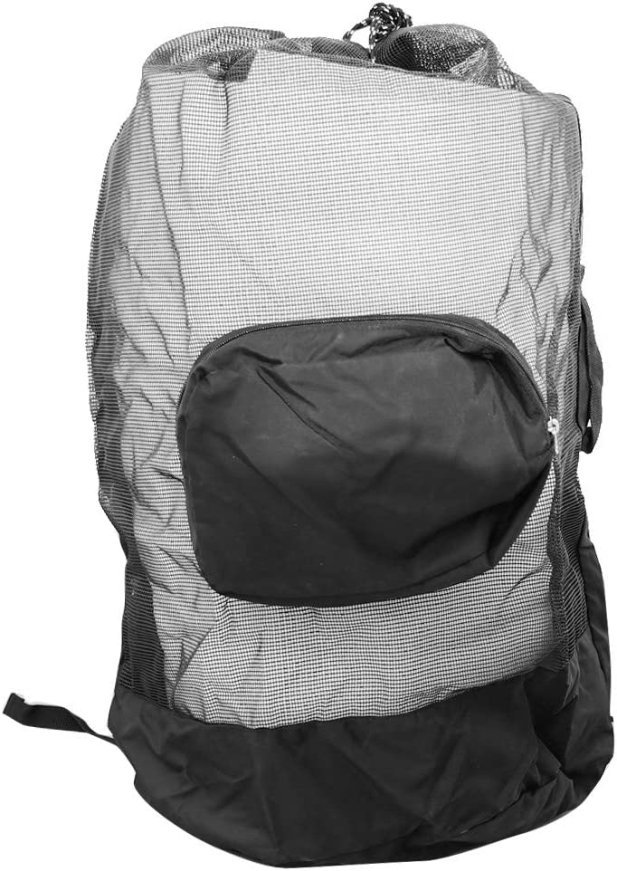 Deevoka Scuba Diving Snorkel Gorgeous Mesh Equipment Backpack Online limited product Bag for Mas