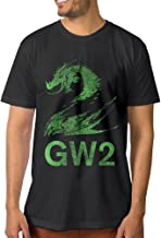 NORAL Video Game GW2 Men's Tshirt Black
