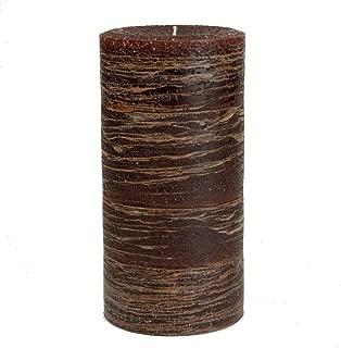 Best brown pillar candles Reviews