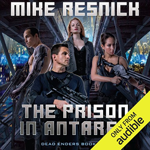 The Prison in Antares cover art
