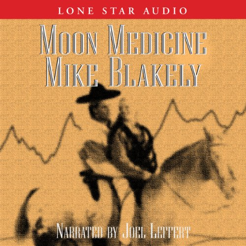 Moon Medicine audiobook cover art