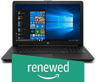 (Renewed) HP 15 AMD E2 15.6-inch Entry Level Laptop (4GB /1TB HDD/Windows 10 Home/Jet Black/2.04 Kgs), 15q-dy0001au