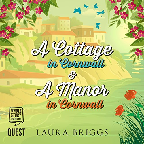 A Cottage in Cornwall & A Manor in Cornwall audiobook cover art