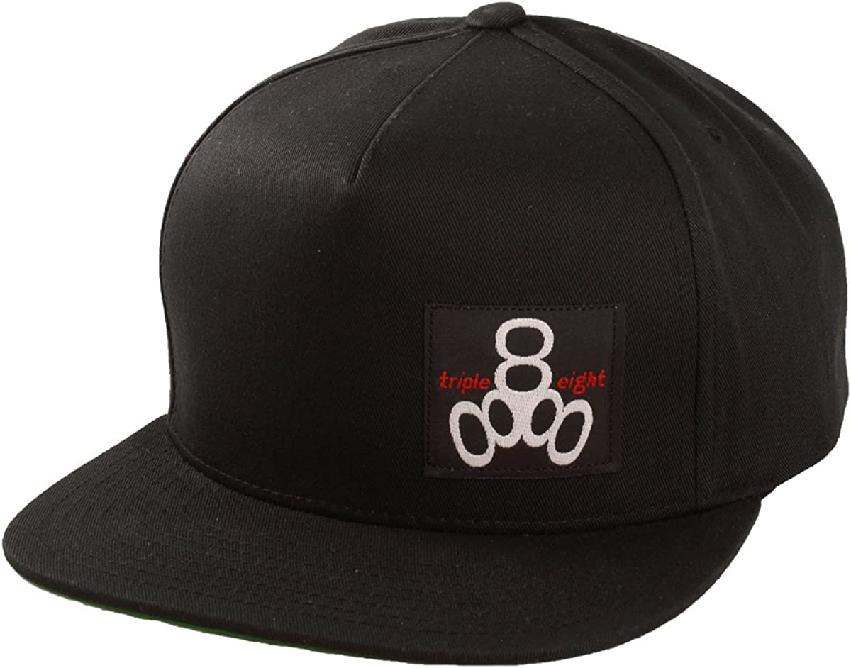 Triple Eight Patch Cap Jacksonville Mall Cycling Max 53% OFF Hat