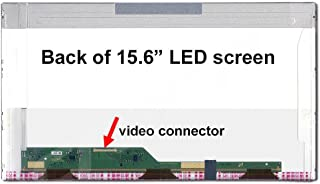 Substitute Replacement LCD Screen Only. Not a Laptop Gateway Nv57h77u Replacement LAPTOP LCD Screen 15.6 WXGA HD LED DIODE