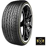 VOGUE Custom Built Radial VIII Tyre Gold/White...