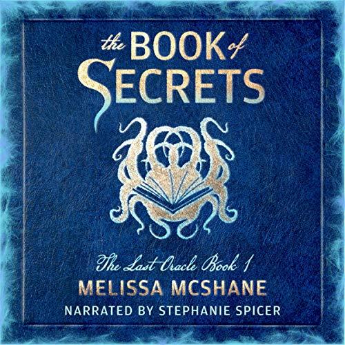 The Book of Secrets audiobook cover art