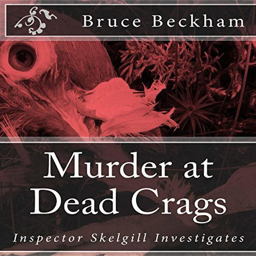 Murder at Dead Crags audiobook cover art