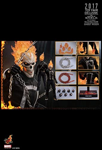 Hot Toys TMS005 - Marvel Comics - Agents of S.H.I.E.L.D - Ghost Rider