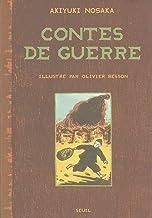 Contes de guerre (Fiction Illustrée) (French Edition)