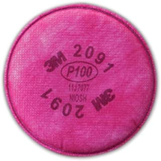 NIOSH-approved P95 and P100 Particulate Filters