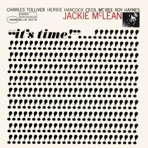 It's Time! / Jackie McLean