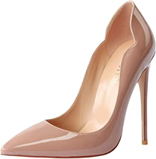 High Heels for Women, Pointed Toe Dress Shoes Stiletto Heels Evening Party Pumps