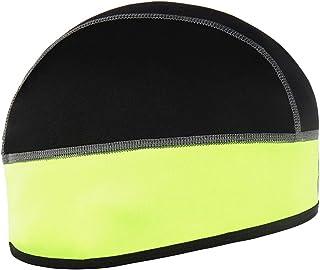 378c15cacb223 Wolfbike Bike Cycling Thermal Fleece Outdoor Sports Helmet Hat Cap - All  Black