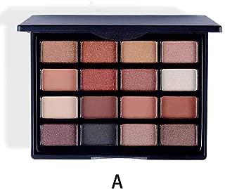 Gebuter16 colores de sombra de ojos paleta Shining Shimmer Nature Nude maquillaje sombra de ojos cosméticos