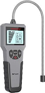 تستر روغن ترمز ، ردیاب مایع ترمز اتومبیل با دقت بسیار بالا ، آنالیز کننده رطوبت روغن مایع / روغن مایع با صفحه نمایشگر LCD هشدار قابل شنیدن DOT3 DOT4 DOT5.1 تستر
