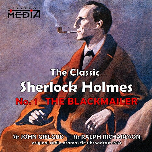 The Blackmailer cover art