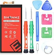 Galaxy S7 Active Battery Upgraded,SHENMZ 4300mAh Internal Li-Polymer Replacement EB-BG891ABA Battery for for Samsung Galaxy S7 Active SM-G891 G891A (AT&T) with Tool Kit