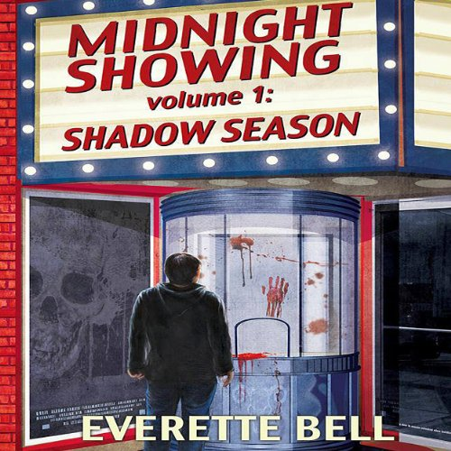 Midnight Showing, Vol. 1: Shadow Season audiobook cover art