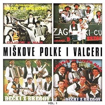 Miškove Polke I Valceri Br.1