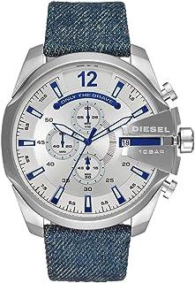 Diesel Analog Silver Dial Men's Watch-DZ4511