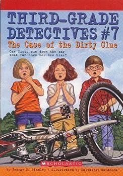 Paperback The Case of the Dirty Clue (Third-Grade Detectives, No. 7) Book
