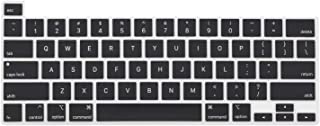 LENTION Silicone Keyboard Cover Skin Compatible for 2019 MacBook Pro (16-inch, with Thunderbolt 3 Ports) - Model A2141, No...